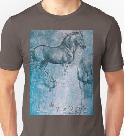 Da Vinci Horse T-Shirt