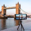 Tower Bridge by John Velocci