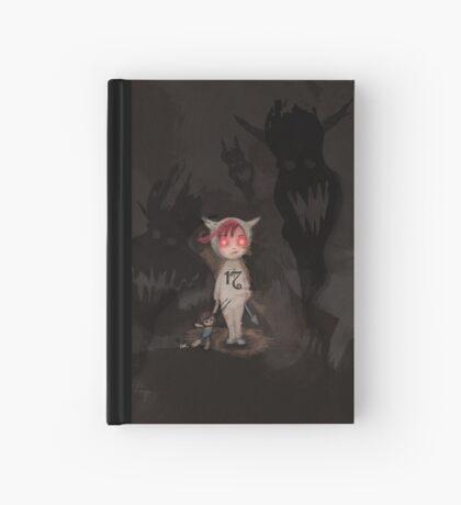 Girl 17 | She Likes the Dark :[ Hardcover Journal