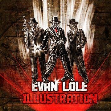 E.L. Illustration Banner by Evmo