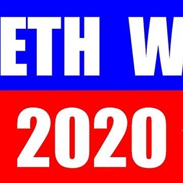 Elizabeth Warren for President 2020 Sticker Decal Shirt Mug by merkraht