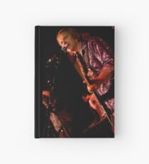 Beefin' Bass Hardcover Journal