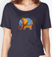 The Littlest Elephant TShirt Women's Relaxed Fit T-Shirt