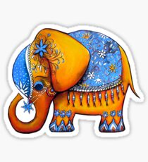 The Littlest Elephant TShirt Sticker