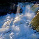 Aysgarth, Lower Falls by John (Mike)  Dobson
