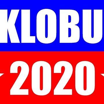 Amy Klobuchar for President 2020 Sticker Decal Shirt Mug by merkraht