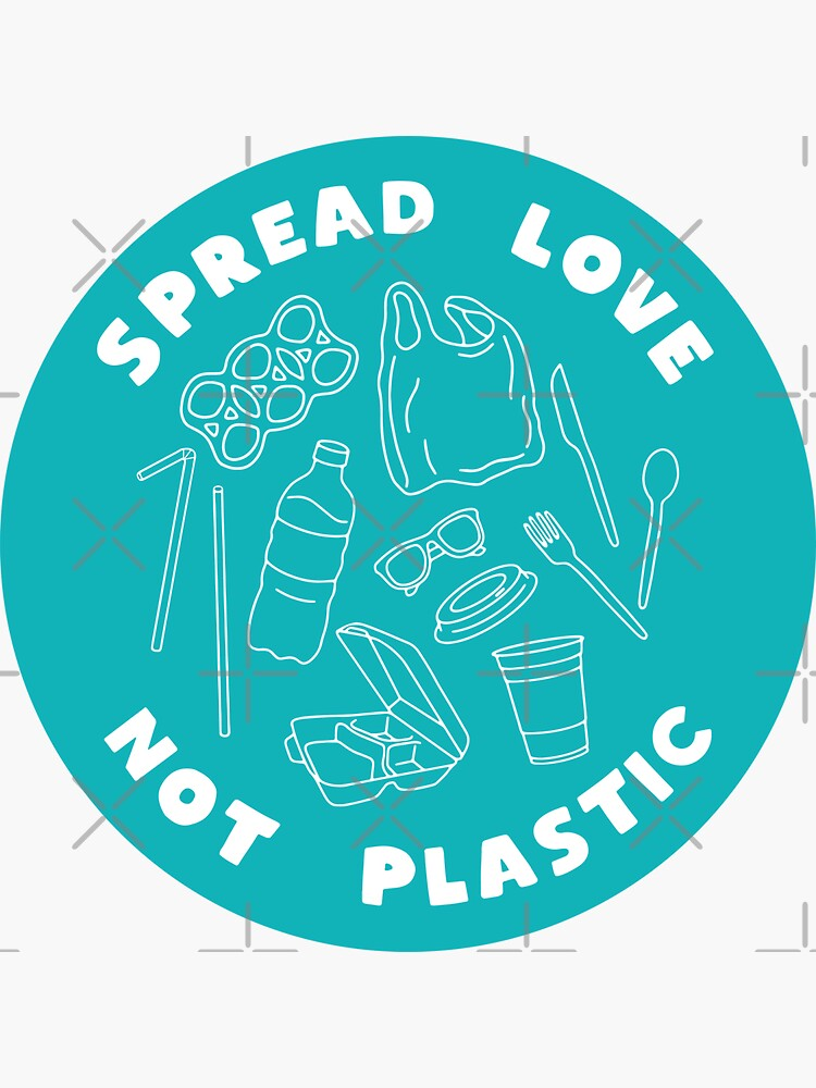 Difundir el amor no plástico de elysecon