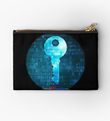Seci riKey 303 by RootCat Zipper Pouch