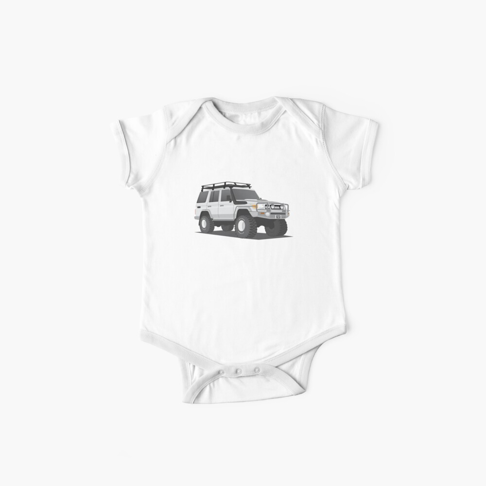 LandCruiser Wagon Body para bebé