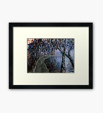 The Pass Framed Print