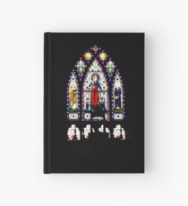 Cuaderno de tapa dura Church Stained Glass