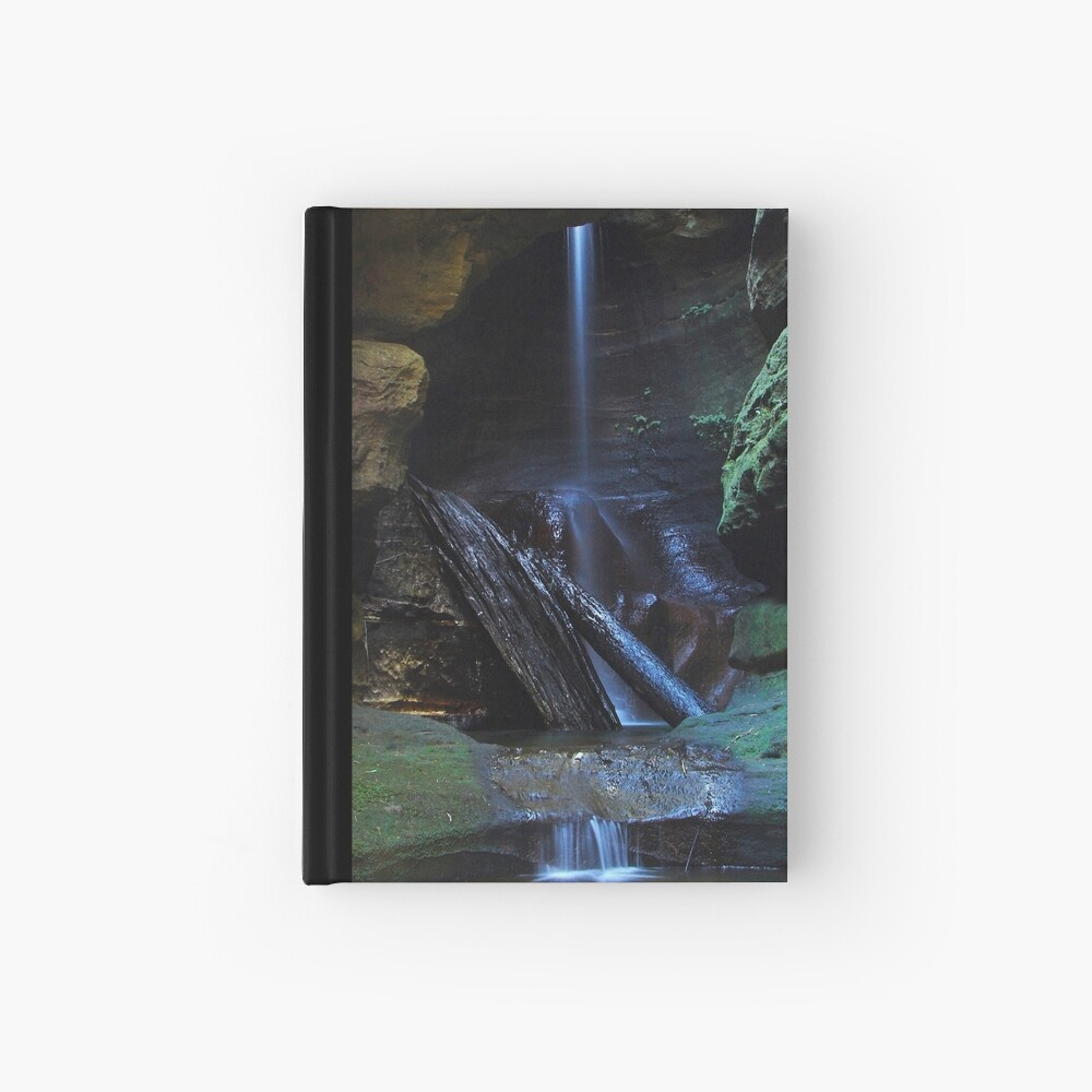 The Grotto - Blue Mountains, NSW Hardcover Journal