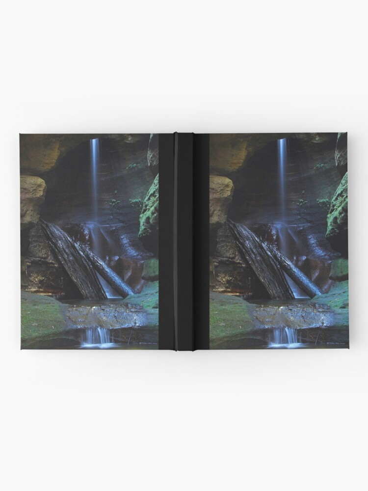 Alternate view of The Grotto - Blue Mountains, NSW Hardcover Journal