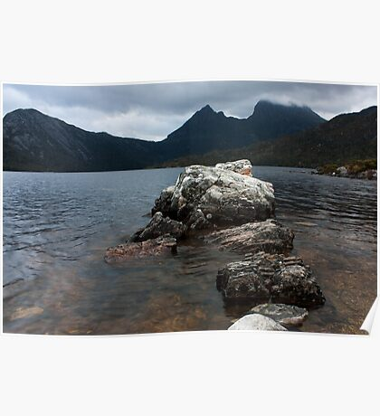 Towards Cradle Mountain Poster