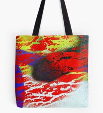 Passing Jupiter Tote Bag