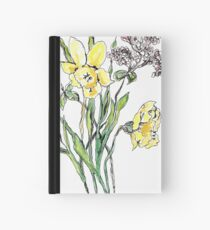 Spring watercolour Hardcover Journal