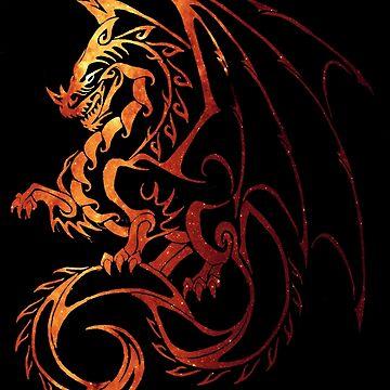 Dragon Space by GeeksWhoGo