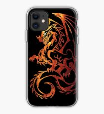 Jade Baby Dragon in Egg iphone case