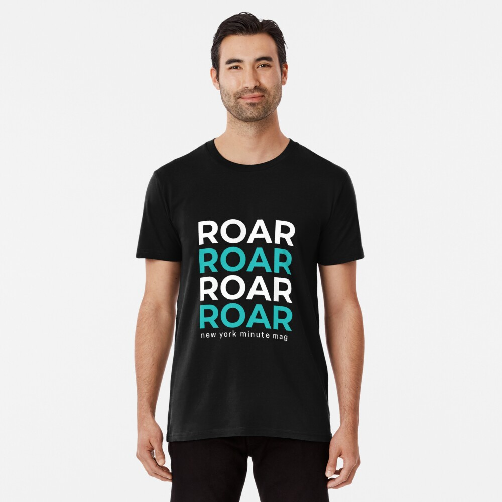 ROAR Men's Premium T-Shirt Front