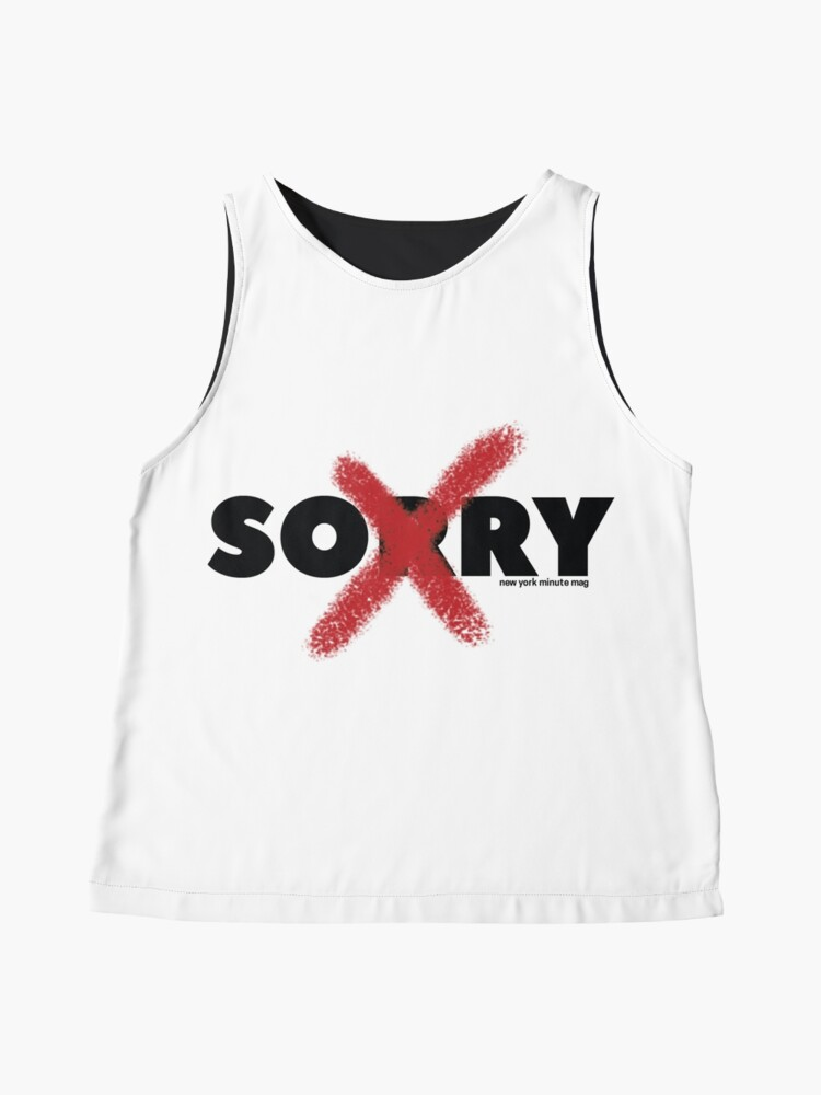 Alternate view of Not sorry Sleeveless Top