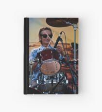 Drummer Hardcover Journal