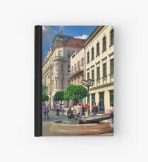 Only pedestrians Hardcover Journal