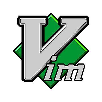 Vim Official Logo by hellkni9ht