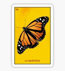 Mariposa Sticker