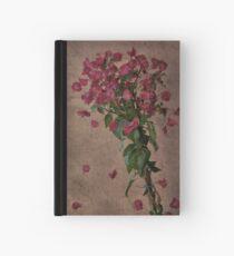 Falling Hardcover Journal
