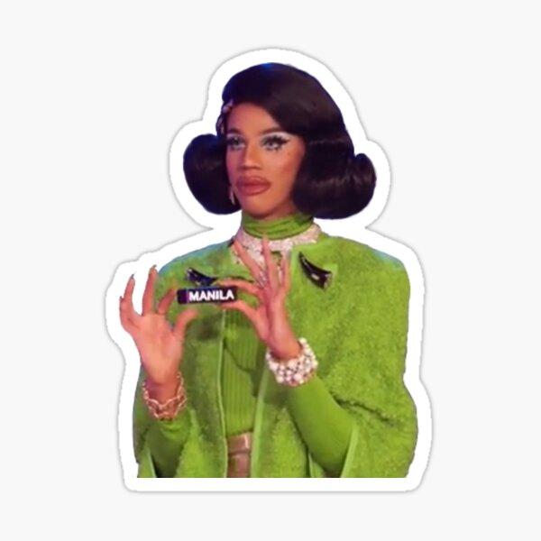 naomi eliminates manila luzon Sticker