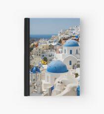 Oia the Beautiful Hardcover Journal