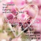 Congratulations by Nathalie Himmelrich