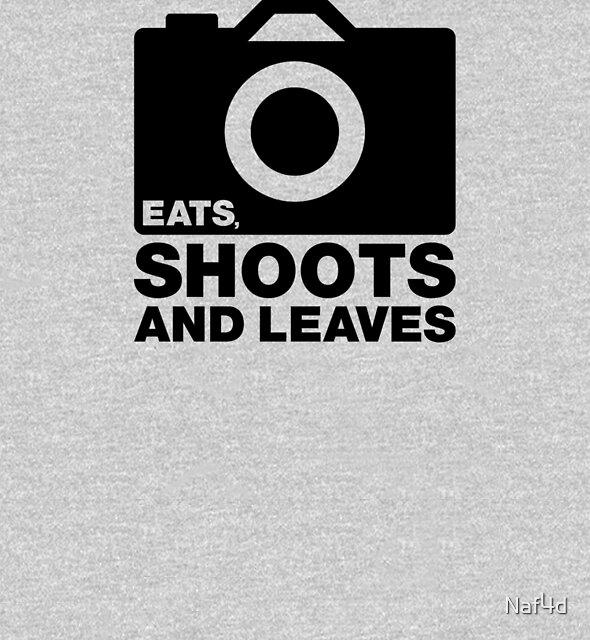 Eats, Shoots & Leaves... by Naf4d