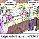 racetrack by Jerel Baker