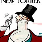 NEW YORKER : Vintage 1925 First Edition Print by posterbobs