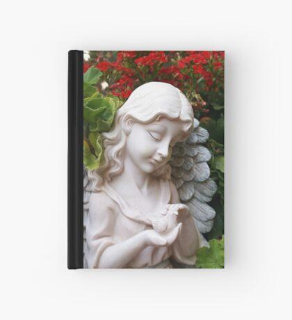 Caring; Wat Garden La Mirada, CA USA  Hardcover Journal