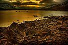 Arklet Rocks (4) by Karl Williams