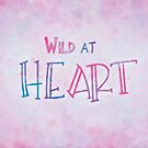 Wild at Heart by BethsdaleArt