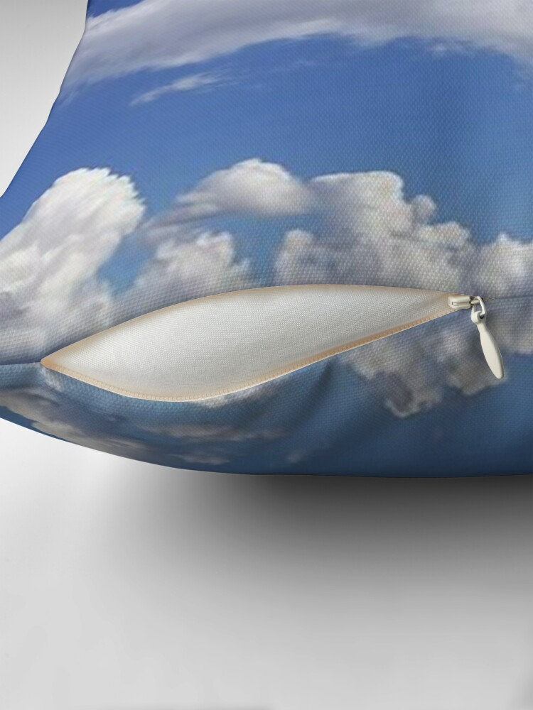 Alternate view of Clouds Floor Pillow