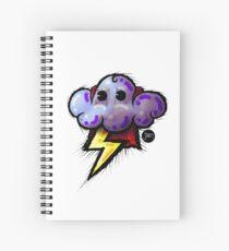 SupaCloud Spiral Notebook