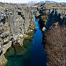 Þingvellir Water I by Matthias Keysermann