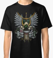 Camiseta clásica Ángeles Oscuros Heráldica MK VIII