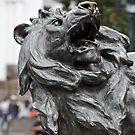 Bronzed Like a Lion by Jonathan Bartlett