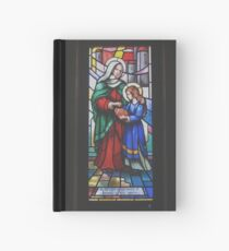 Cuaderno de tapa dura stained glass Series!