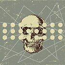 SKULL-O (side b) by Alvaro Sánchez