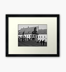 OnePhotoPerDay series: 084 by L. Framed Print