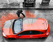 Car Wash by riotphoto