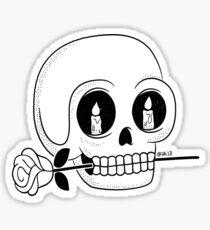 Sticker Skull Sticker