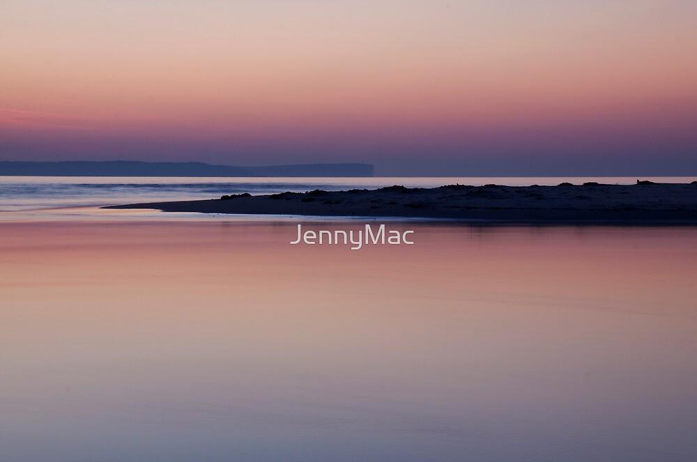 Calm ~ Jervis Bay NSW Australia by JennyMac