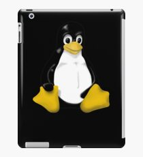 LINUX TUX THE PENGUIN KONTRA SIT iPad Case/Skin